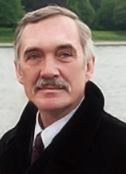 Vladimir Megre, author of The Ringing Cedars Series.